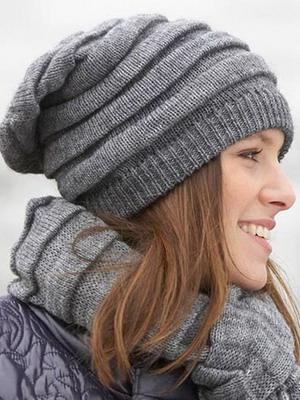 Модели вязанных шапок 2015